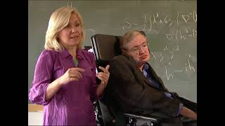 Stephen and Lucy Hawking: Daily Planet