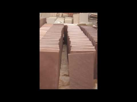 Chocolate Tan brown Sand stone tiles Manufacturer supplier exporter India