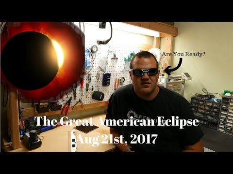 2017 Solar Eclipse - Glasses Safety