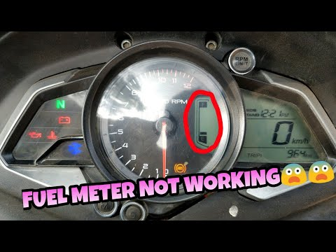 How to repair fuel meter which is not working for any Motorcycle or scooters