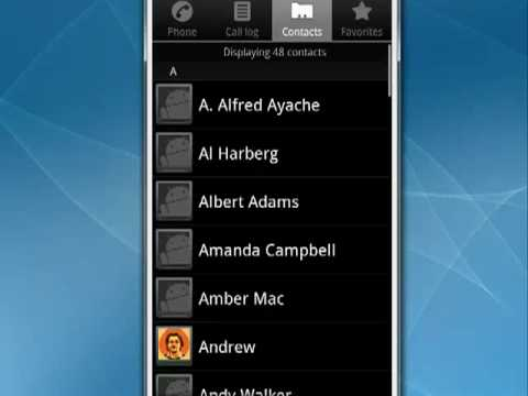 Set individual ringtones on your Android phone