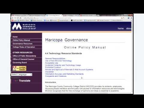 IT Policies and Procedures