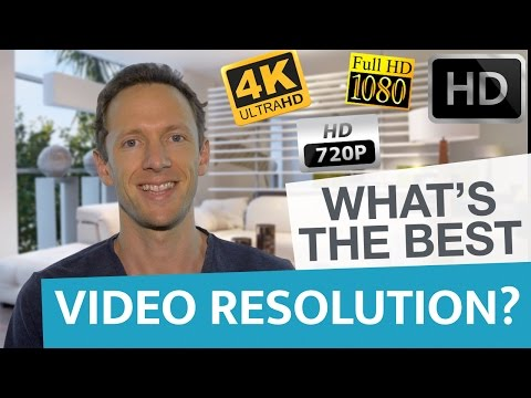 Best Video Resolution: What To Use When Shooting and Exporting Online Videos