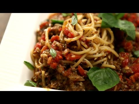 How To Make Spaghetti Bolognese | The Bombay Chef - Varun Inamdar