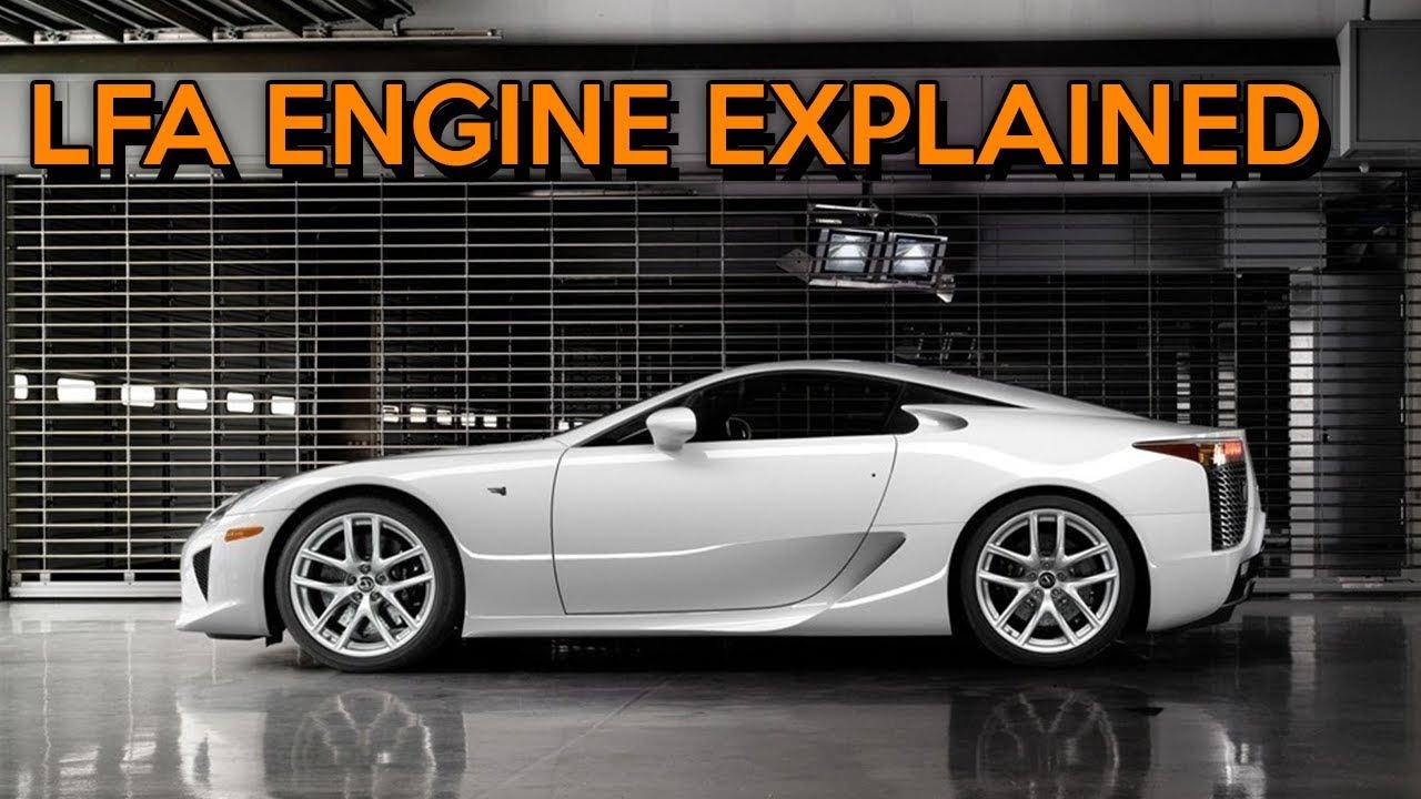 Lexus 1LR-GUE: Explained | One Of The Best Yamaha Engines
