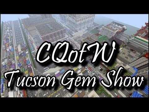 Tucson Gem Show - Creative Question of the Week - Minecraft