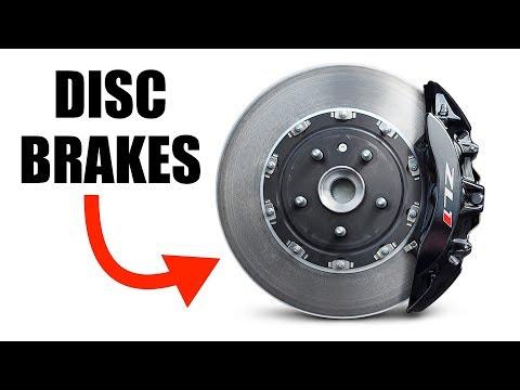 How Disc Brakes Work - Fixed vs Floating