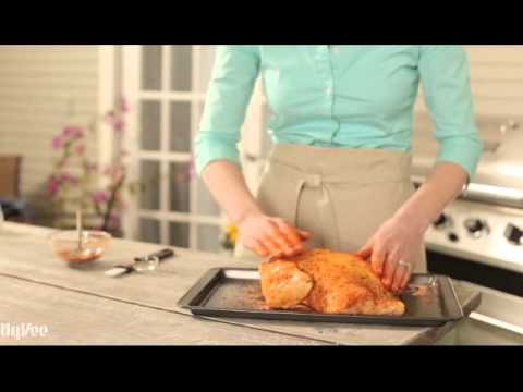 How To Make Grill-Roasted Chicken
