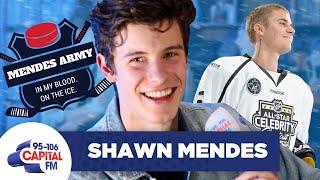 Shawn Mendes Trash-talks Justin Bieber