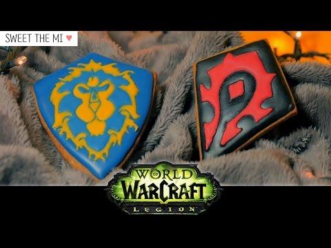 World of Warcraft Cookies [FOOD VIDEO] [스윗더미 . Sweet The MI]