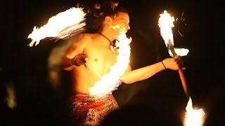 PLAYING WITH FIRE - AMAZING CIRCUS SHOW #02
