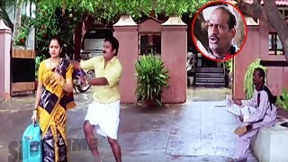 Krishna Bhagavan And Hema Funny Comedy Scene | Telugu Comedy | Show Time Videos