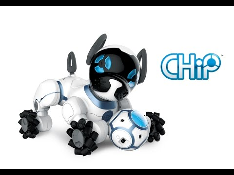CHIP (Canine Home Intelligent Pet), The Ultimate AI Robotic Dog From WowWee