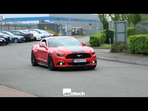Motech Performance Vlog TRL M140 C63 and A Mustang lite.. ! ECOBOOST