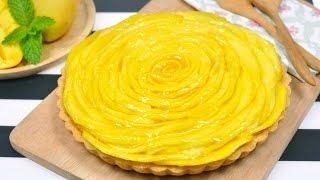 ทาร์ตมะม่วง Mango Tart