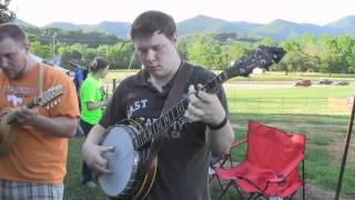 Cherokee Shuffle & Sled Ride - Townsend Bluegrass Jam, 5 5 12