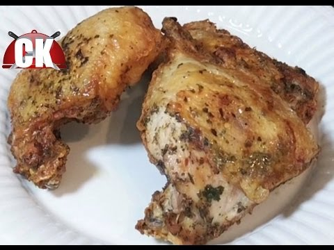 How to make Herb Chicken -  Easy Cooking!