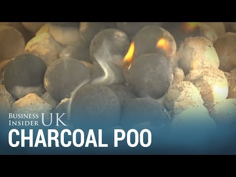 Kenyan Company Is Turning Human Poo Into Replacement Charcoal