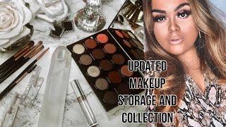 2019 Makeup Storage And Organization (gabriellaglamour) @gabriellalascano