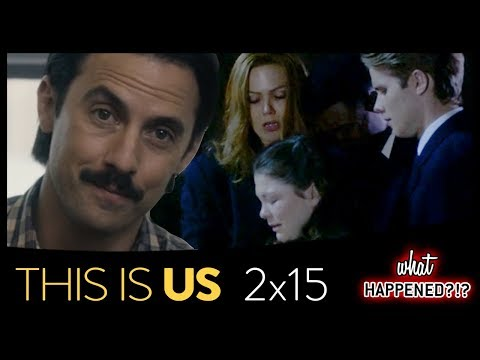 THIS IS US 2x15 Recap: Aftermath of Jack's Death