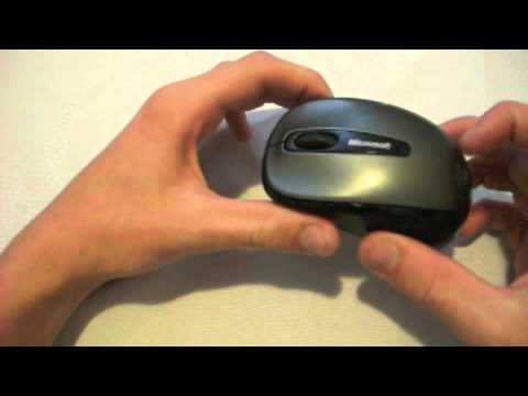 Microsoft Mobile Mouse 3500 review