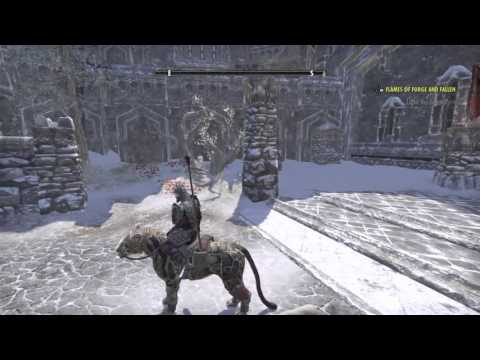 ESO - Micro-purchases (Mounts and Pet) (Elder Scrolls Online)