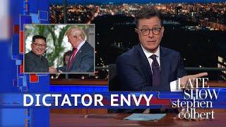 Trump Wants Fox News To Learn From North Korea