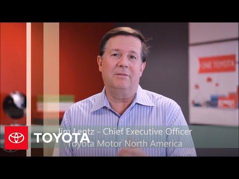 Jim Lentz, CEO Toyota North America   Meet Our Leaders   Toyota