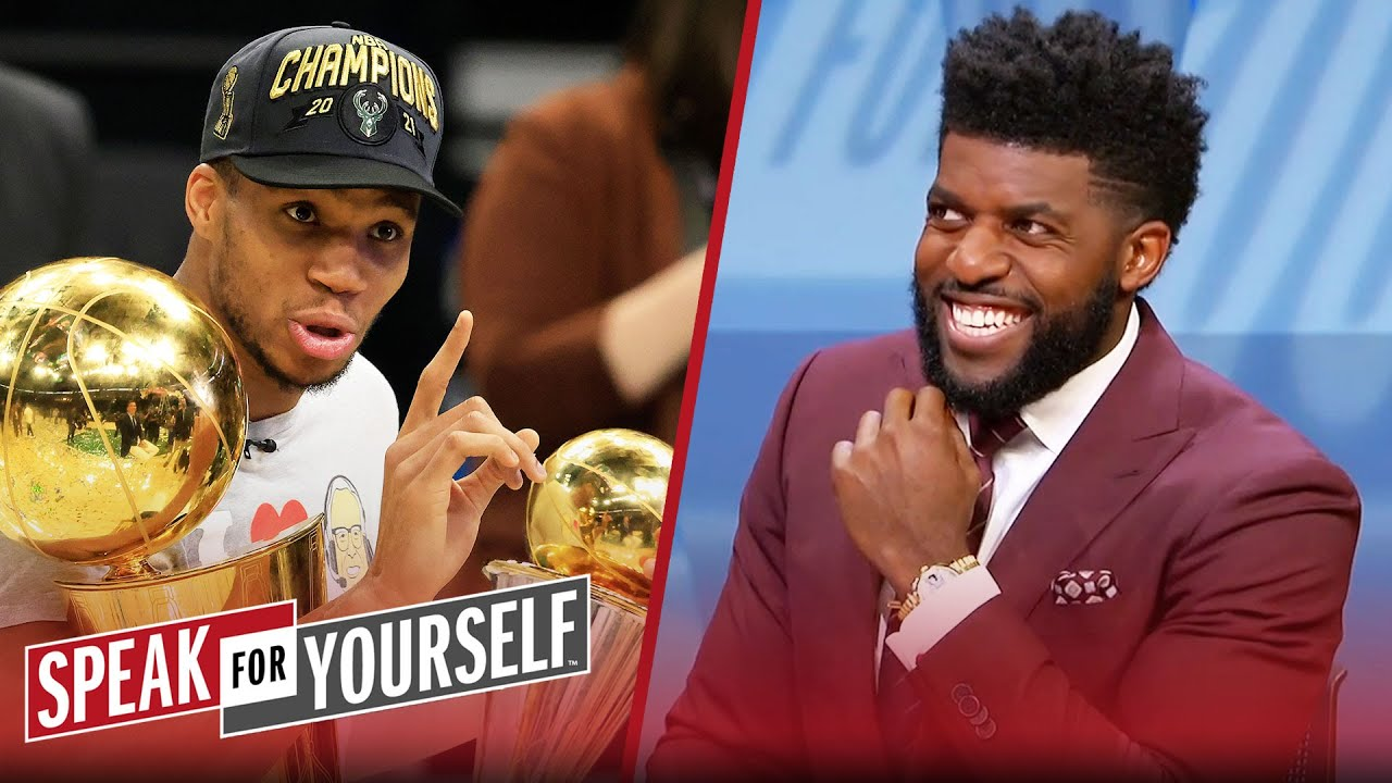 Giannis is the best player in the world after GM 6 performance — Acho | NBA | SPEAK FOR YOURSELF