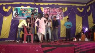 HD hot arkestra stage dance comedy  ramesh sawant nd natraj group