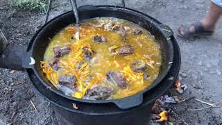 #x202b;طبخ الرز البخاري بالطرقه القرغيزيه#x202c;lrm;