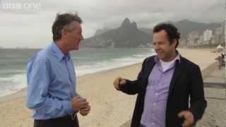 Rio Beach Etiquette - Brazil with Michael Palin - BBC One