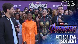 How Many MCU Movies Can You Name? LIVE from the Avengers: Endgame Premiere