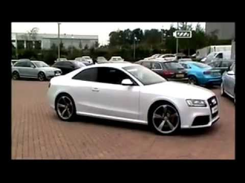2017 Audi Rs5 Tdi Diesel Two Turbos And An Electric Supercharger