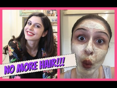 How I Get Rid Of Unwanted Body Hair + How To Bleach !!!