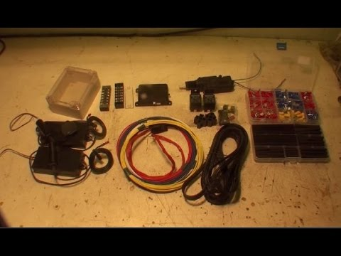 Motorcycle RFID Ignition  pt 1