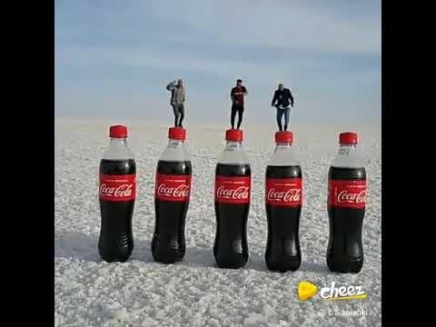 Coca calamity dance