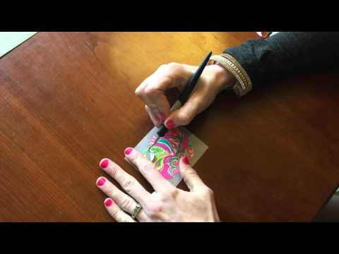 SparkleBerry Ink's Heated Transfer Vinyl How-to