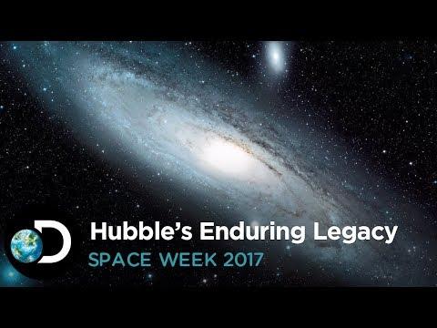Hubble's Enduring Legacy | Space Week 2017