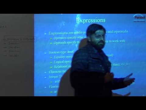 Expressions and Operations, Integer Division and Remainder, C++ Programming Lec 2b/28