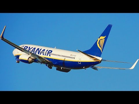 How is RYAN AIR? Flying Cheap From Spain to Morocco