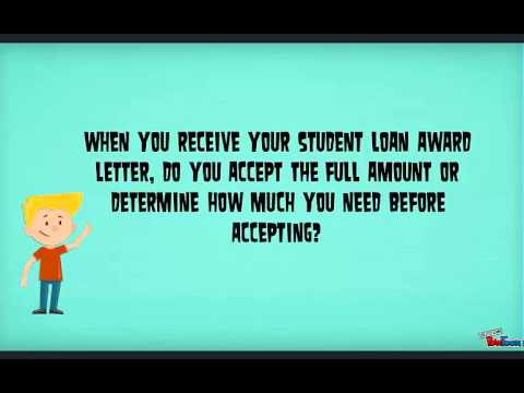 Are College Students Financially Literate When It Comes to Their Loans