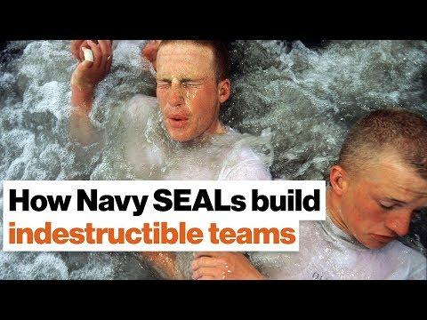 How Navy SEAL Hell Week builds indestructible teams | Brent Gleeson