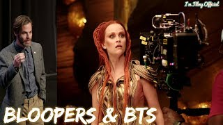 A Wrinkle in Time Bloopers, B-Roll & Behind the Scenes - Reese Witherspoon 2018