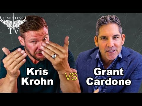 Multifamily vs. Single Family Homes - Grant Cardone vs. Kris Krohn