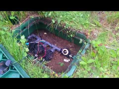 How to Fix Irrigation Valve That Won't Shut Off (Irrigation Valve Disassembly and Cleaning)