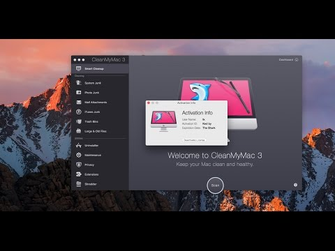 CleanMyMac 3 Full Version Download Activation