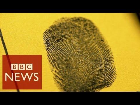 Fingerprints' hidden secrets - Click - BBC News