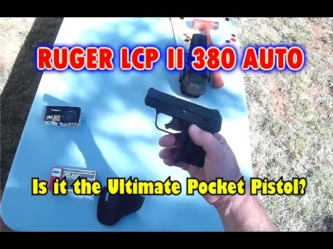 REVIEW: Ruger LCP II 380