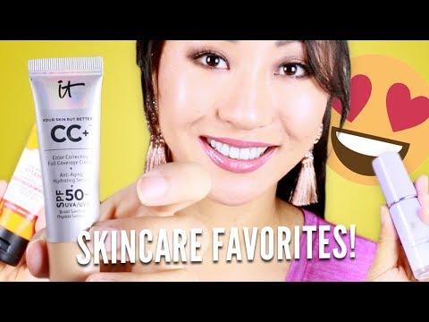 Non-banish skincare favorites!!!!
